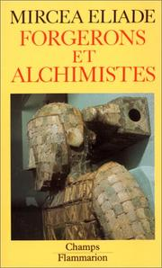 Cover of: Forgerons et alchimistes
