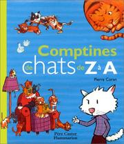 Cover of: Comptines de chat de Z à A