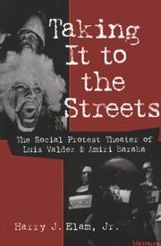 Cover of: Taking it to the streets
