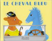 Cover of: Le Cheval bleu