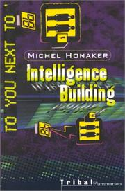 Cover of: Intelligence building