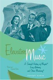 Cover of: Elevator music