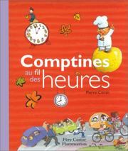 Cover of: Comptines au fil des heures