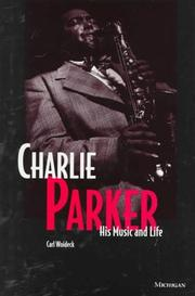 Cover of: Charlie Parker