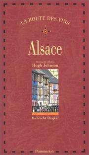 Cover of: Alsace