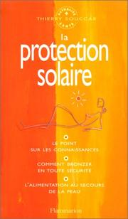 Cover of: La protection solaire
