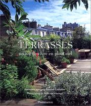 Cover of: Terrasses