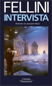 Cover of: Intervista