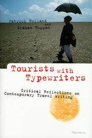 Cover of: Tourists with typewriters |