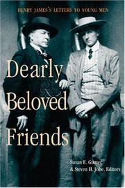 Dearly Beloved Friends by