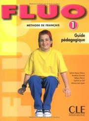 Cover of: Fluo 1 (Guide pédagogique)