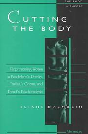 Cover of: Cutting the body