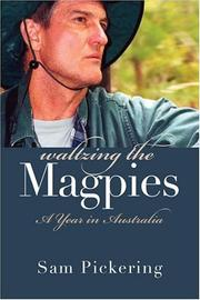 Cover of: Waltzing the magpies