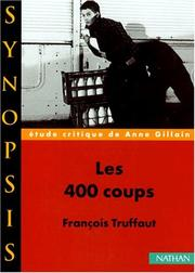 Cover of: 400 Coups