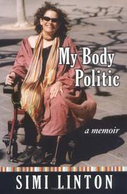 Cover of: My body politic | Simi Linton