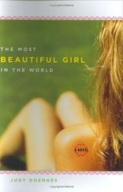 Cover of: The most beautiful girl in the world | Judy Doenges