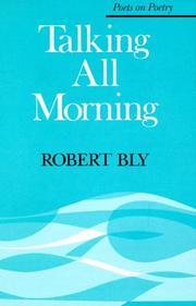 Cover of: Talking all morning