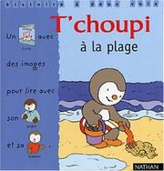Cover of: T'choupi à la plage