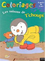 Cover of: Les Saisons de T'choupi