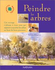 Cover of: Peindre les arbres