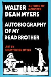 Cover of: Autobiography of my dead brother
