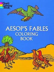 Cover of: Aesop's Fables Coloring Book