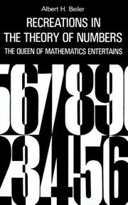 Cover of: Recreations in the Theory of Numbers | Albert H. Beiler