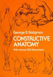 Constructive anatomy by George Brant Bridgman