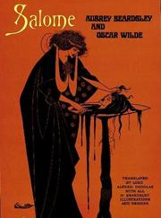 Cover of: Salome: a tragedy in one act