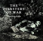 Cover of: The Disasters of War