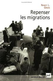 Cover of: Repenser les migrations