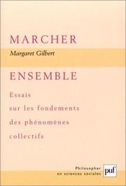 Cover of: Marcher ensemble
