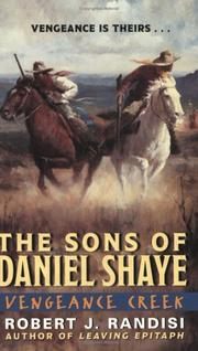 Cover of: The sons of Daniel Shaye
