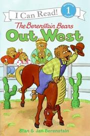 Cover of: The Berenstain Bears out West | Stan Berenstain