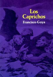 Cover of: Los caprichos