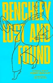 Cover of: Benchley Lost and Found