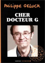 Cover of: Cher docteur G
