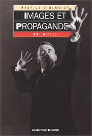 Cover of: Images et Propagande