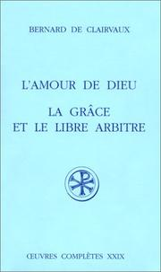 Cover of: L'Amour de Dieu