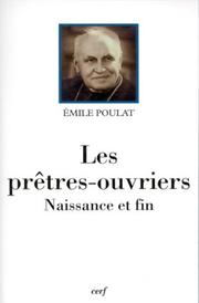 Cover of: Les Prêtres-ouvriers
