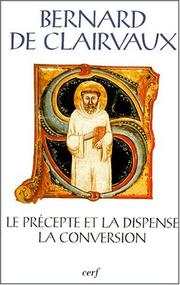 Cover of: Le précepte et la dispense