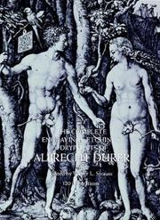 Cover of: The complete engravings, etchings, and drypoints of Albrecht Dürer