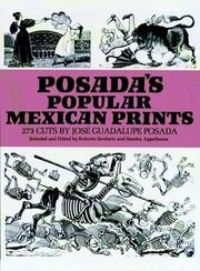 Cover of: Posada's popular Mexican prints