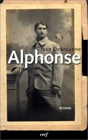 Cover of: Alphonse