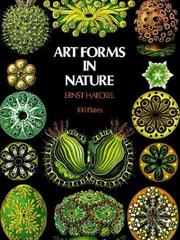 Cover of: Kunstformen der Natur