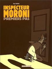 Cover of: Inspecteur Moroni, tome 1