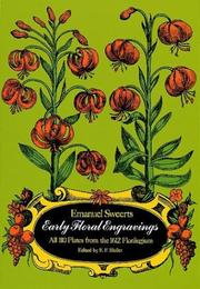 Cover of: Early floral engravings