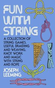 Fun with string by Joseph Leeming