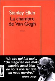 Cover of: La chambre de van Gogh