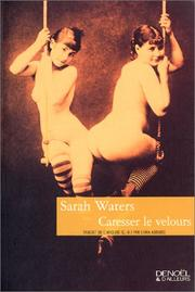 Cover of: Caresser le velours
